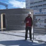 Casa hormigón 3D